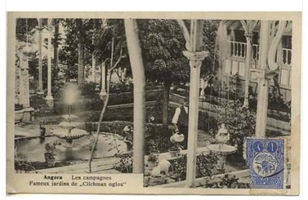 jardin Chichman oglou